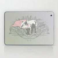 Fearless Creature: Oinx Laptop & iPad Skin