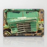 The Green Bus iPad Case