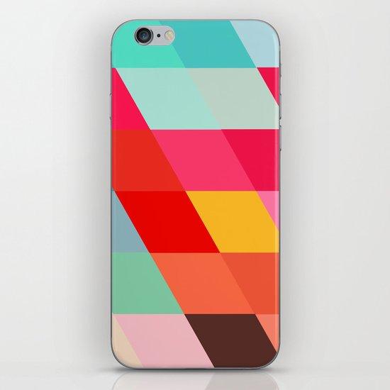 Squared iPhone & iPod Skin