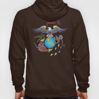 Eagle Globe & Anchor Hoody