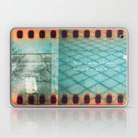 Anxious Laptop & iPad Skin