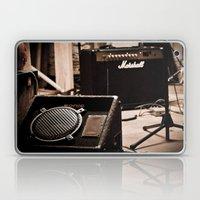 Indie Rock Show Laptop & iPad Skin