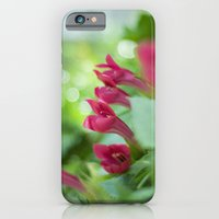 iPhone & iPod Case featuring Tropical Pink by Katie Kirkland Photography