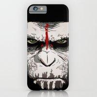 iPhone & iPod Case featuring Hail Caesar by BinaryGod.com