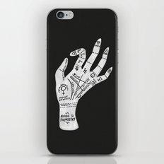Palm Reading iPhone & iPod Skin