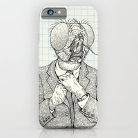 iPhone Cases featuring The Fly by Andrew Henry