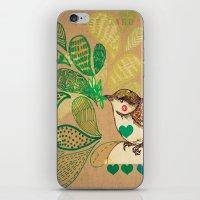 A   L I T T L E   B I R … iPhone & iPod Skin
