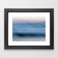 Never Lose Sight Framed Art Print