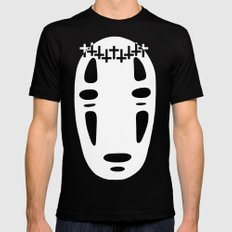 Woe Face SMALL Mens Fitted Tee Black