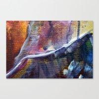Stormy Sea 2 Canvas Print