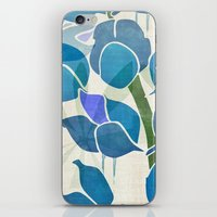Texas Bluebonnet iPhone & iPod Skin