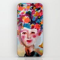 Mariette iPhone & iPod Skin