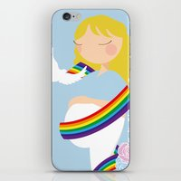 After lost, comes joy iPhone & iPod Skin