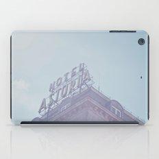 Hotel Astoria iPad Case