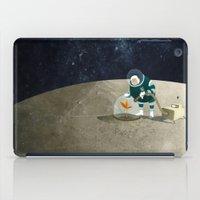 The Space Gardener iPad Case