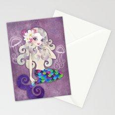 Amethyste Mermaid Stationery Cards