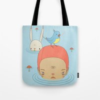 COME BACK HOME Tote Bag