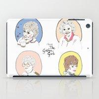 I Heart The Golden Girls… iPad Case