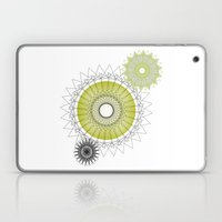 Modern Spiro Art #5 Laptop & iPad Skin