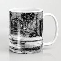 Moon Church Mug