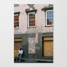 One Day I'll be Famous Canvas Print