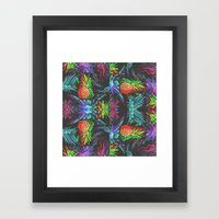 fanapple pinetasia Framed Art Print