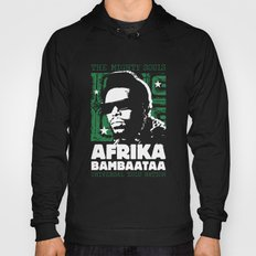 The Mighty Souls: Afrika Bambaataa Hoody