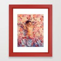 Chanelle Framed Art Print