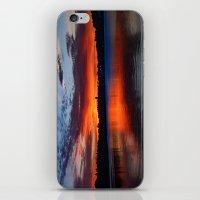 Sunset Wings iPhone & iPod Skin