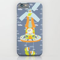iPhone & iPod Case featuring Windmill o'Clock by Leanne Oughton