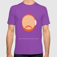 FC - Van Gogh Mens Fitted Tee Ultraviolet SMALL