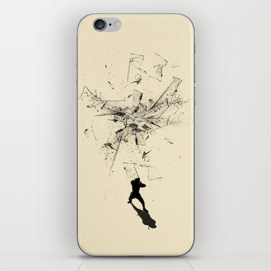 Ninja Moves iPhone & iPod Skin