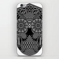 Haunted House iPhone & iPod Skin