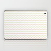 Flannelette Chevron Design Laptop & iPad Skin