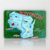 WISCONSIN Laptop & iPad Skin