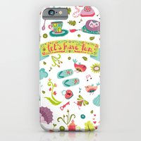 Let's Have Some FUN iPhone 6 Slim Case