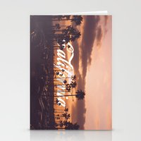 california Stationery Cards featuring California by thecrazythewzrd