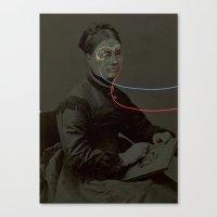 Extensions Canvas Print