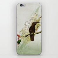 Preety Dirty Little Thin… iPhone & iPod Skin