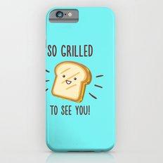 Cheesy Greetings! iPhone 6s Slim Case
