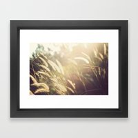 Day Out Framed Art Print