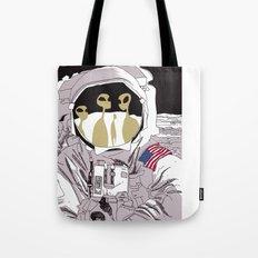 Meet Buzz Aldrin Tote Bag