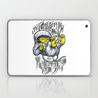 - Jou Are A Space Monkey - Mr.Klevra Laptop & iPad Skin