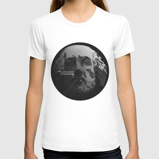 Shakespeare / Destiny T-shirt