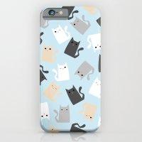 Scattercats iPhone 6 Slim Case