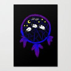 The Dreamcatcher Canvas Print
