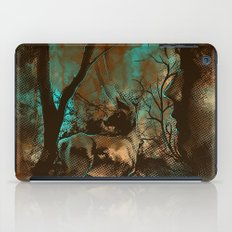 THE LOST FOREST iPad Case