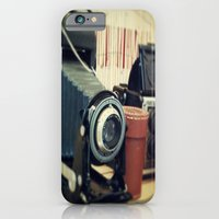 iPhone & iPod Case featuring Thrift Store Camera by Kim Ramage
