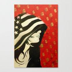 Hoodwinked Canvas Print