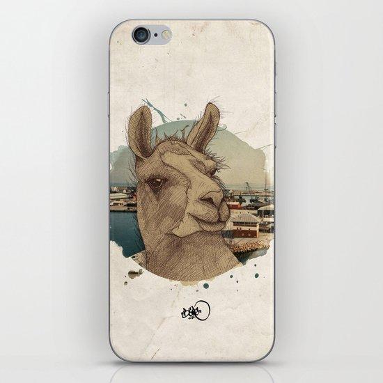 adventurous spirit iPhone & iPod Skin